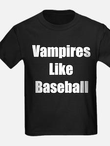 """""""Vampires Like Baseball"""" T"""