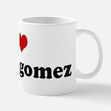 I Love fonzie gomez Mug