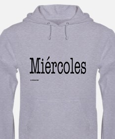Miercoles - On a Hoodie