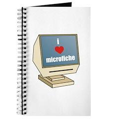 I Love Microfiche Journal