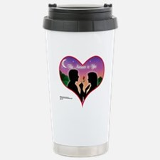 The Answer is Yes Travel Mug