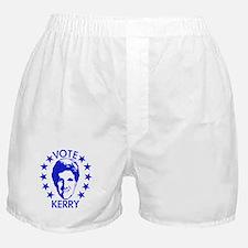 Vote Kerry Boxer Shorts