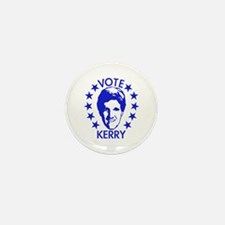 Vote Kerry Mini Button (10 pack)