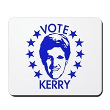 Vote Kerry Mousepad