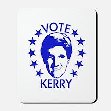 Vote Kerry Mousepad