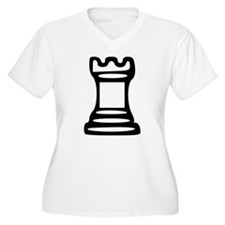 Chess - Castle T-Shirt