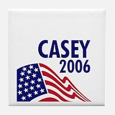 Casey 06 Tile Coaster
