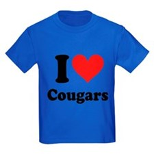 I Heart Cougars: T