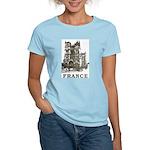Vintage France Women's Light T-Shirt