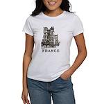 Vintage France Women's T-Shirt