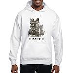 Vintage France Hooded Sweatshirt