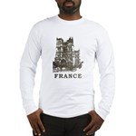 Vintage France Long Sleeve T-Shirt