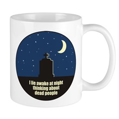 Lie Awake At Night Mug