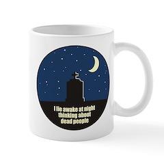 Lie Awake At Night Mug