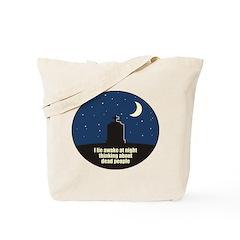 Lie Awake At Night Tote Bag