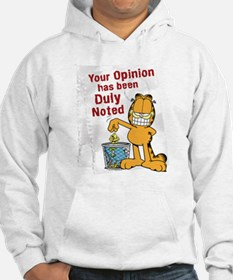 Duly Noted Hoodie