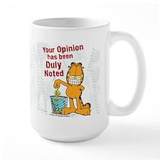 Duly Noted Mug