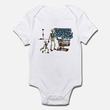 Parking Lot Blues Infant Bodysuit
