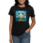 Then Panic Women's Dark T-Shirt