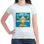 Then Panic Jr. Ringer T-Shirt