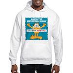 Then Panic Hooded Sweatshirt