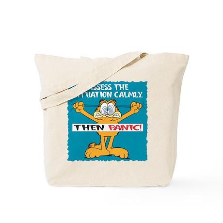 Then Panic Tote Bag