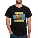 It's Not Logical Dark T-Shirt