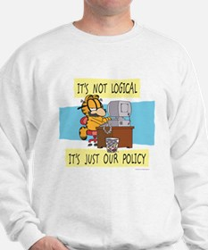 It's Not Logical Sweatshirt