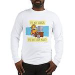 It's Not Logical Long Sleeve T-Shirt