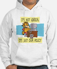 It's Not Logical Hoodie