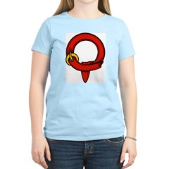 Squire Women's Pink T-Shirt