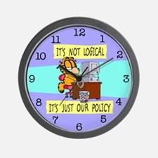 It's Not Logical Wall Clock