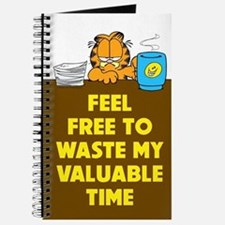 Waste My Time Journal