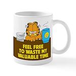 Waste My Time Mug