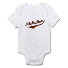 Irish Italian Micktalian Infant Bodysuit