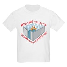 Welcome to the Institution T-Shirt
