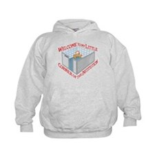 Welcome to the Institution Hoodie