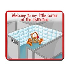 Welcome to the Institution Mousepad