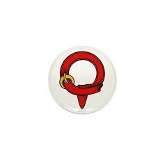 Squire Mini Button (10 pack)