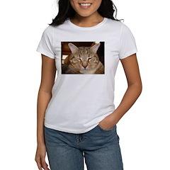 Tabby Tiger Cat Women's T-Shirt