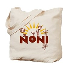 Noni Italian Grandmother Tote Bag