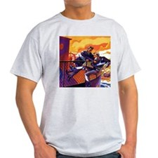 Boys Classic 2 Ash Grey T-Shirt