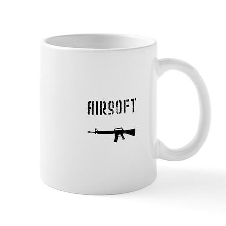 2-Airsoftm16 Mugs