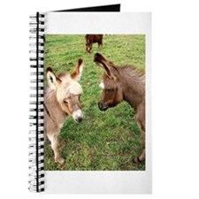 Two Baby Donkeys Journal
