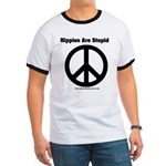 Hippies Are Stupid Ringer T
