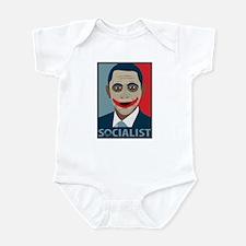 Anti-Obama Joker Socialist Infant Bodysuit