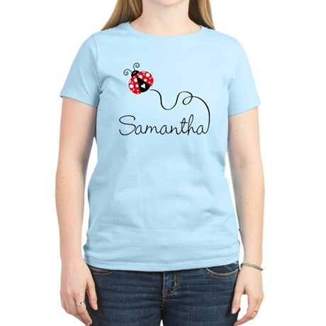Ladybug Samantha Women's Light T-Shirt