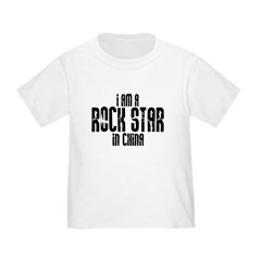 Rock Star In China T