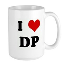I Love DP Mug