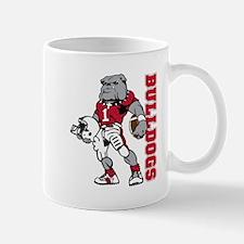 Bulldogs Football Mug